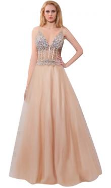 Bell Gown Prom Dresses & Gowns – GroupDress.com