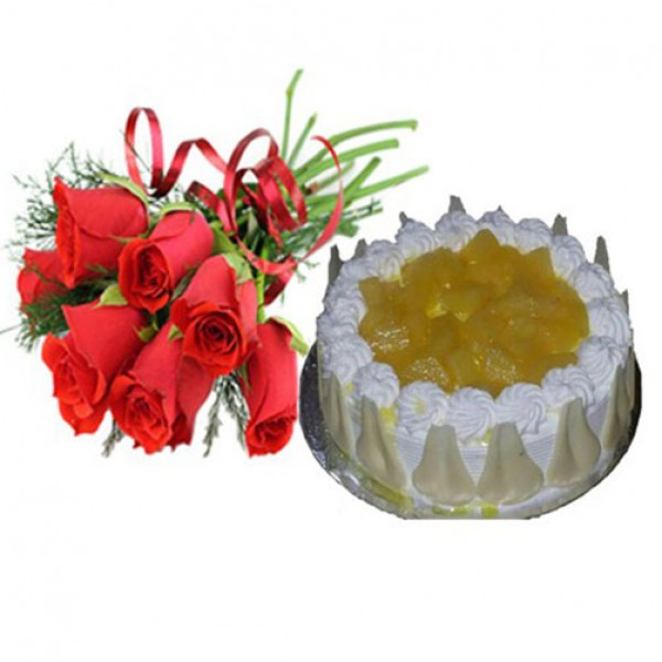 The Pineapple Crush Combo – Flower Combos – Flowers