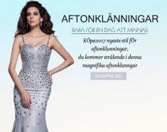 Balklänningar, Bröllopsklänningar, Festklänningar 2017 Online