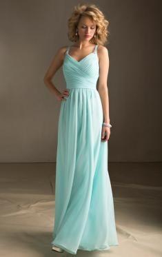 Blue Bridesmaid Dresses UK, Cheap Dresses UK-QueenieBridesmaid