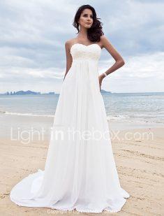 LAN TING BRIDE A-line Wedding Dress – Classic & Timeless Chic & Modern Beautiful B ...