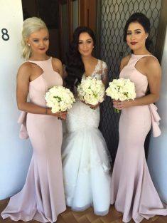Cheap Short & Long Designer Bridesmaid Dresses Under 100