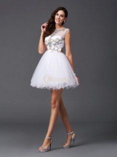 Kurze Abendkleider, Günstige Abendkleider kurz online kaufen – Bonnyin.ch