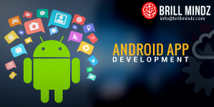 Brill Mindz technologies have the most innovative and skilled Android App Developers in India. O ...