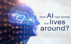 AI has turned our lives around