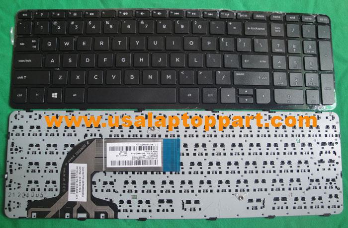 HP 15-D038DX Laptop Keyboard 708168-001 749658-001 719853-001 [HP 15-D038DX Laptop Keyboard]  ...