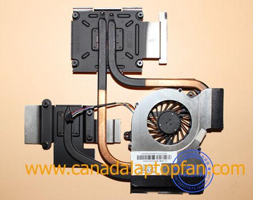 HP Pavilion DV7-6193CA Laptop CPU Fan and Heatsink 650797-001 [HP Pavilion DV7-6193CA Laptop] &# ...