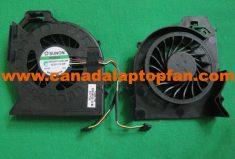 HP Pavilion DV7-6158CA Laptop CPU Fan [HP Pavilion DV7-6158CA Laptop] – CAD$25.99 :