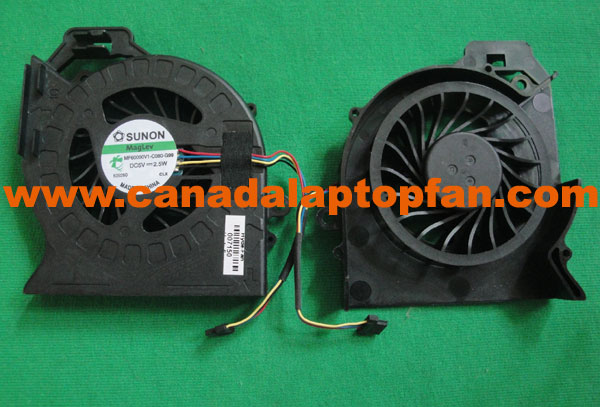 HP Pavilion DV7-6C70CA Laptop CPU Fan [HP Pavilion DV7-6C70CA Laptop] – CAD$25.99 :