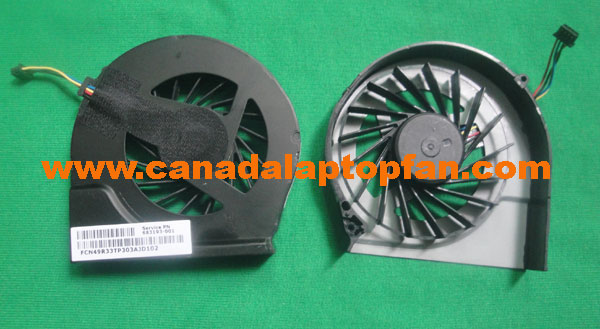 HP Pavilion G7-2251DX Laptop CPU Fan [HP Pavilion G7-2251DX Fan] – CAD$25.06 :