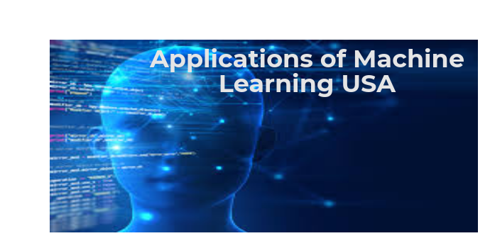 Applications of machine learning USA