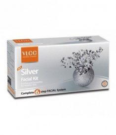 VLCC Silver Facial Kit  VLCC has tapped into this precious metal's beauty benefits to create thi ...
