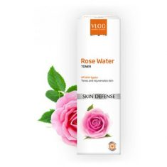 VLCC Rose Water Toner  Rose Water is not simply a fragrant liquid, it is a natural toner that he ...