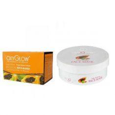 OxyGlow Golden Glow Payaya Bleach & Fruit Enzyme Face Mask 300 g Combo
