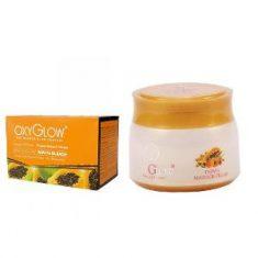 OxyGlow Golden Glow Payaya Bleach & Papaya Massage Cream 200 g Combo