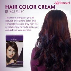 Hair color cream from oxyglow now on Alpinecart order online and get 30% off use code NEW30