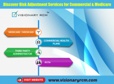 Discover Risk Adjustment Services for Commercial & Medicare? To equip Qualified Health Plans ...