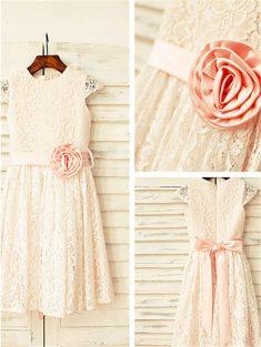 Flower Girl Dresses UK, Cheap Girls Bridesmaid Dresses | ChicRegina