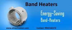 We excel in manufacture of premium range of Band Heater. Our Ceramic, MICA and Nozzle Band Heate ...