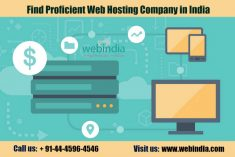 Are you looking for Proficient Web Hosting Company in India? Grow your online business with an a ...