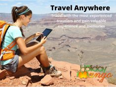 Be a passionate traveler. Experience the best and create memories of your journey with experienc ...