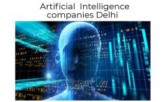 Artificial Intelligence development companies Delhi FuGenX technologies can help you in providin ...