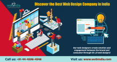 Looking to Discover the Best Web Design Company in India? Our web designers create emotion and e ...