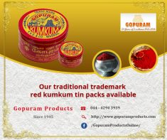 All Pooja products are now available online at Gopuram products eshop for all your Pooja needs.  ...