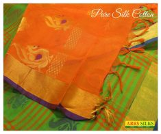 Buy Pure silk cotton sarees of and many more from ARRS Silk's leading online sarees shopping web ...