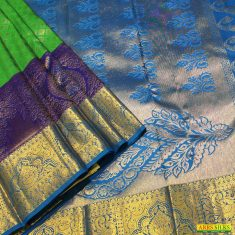 ARRS Silks Salem offers you the most fantastic Indian wedding Saree Collection. Now buy your fav ...