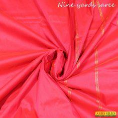 Buy Nine yards silk sarees Online