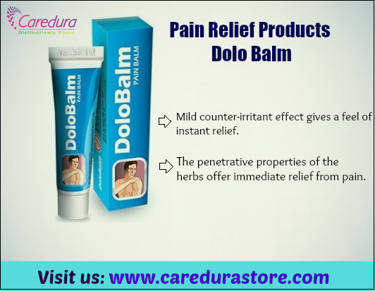 Want to Buy Pain Relief Balm? Our Pain Relief Balm gives sustained relief from acute pain of var ...