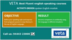Veta is an International Spoken English training centre which provides you with the best courses ...