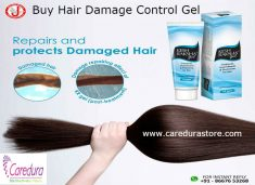 Our Kesh Raksha Herbal Hair Care Gel repairs and protects the hair from cuticular damage. It's a ...