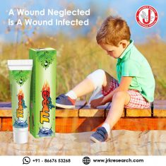 Our wound Care gel for diabetic ulcer skin acts as the perfect wound Healer for ulcers in diabet ...