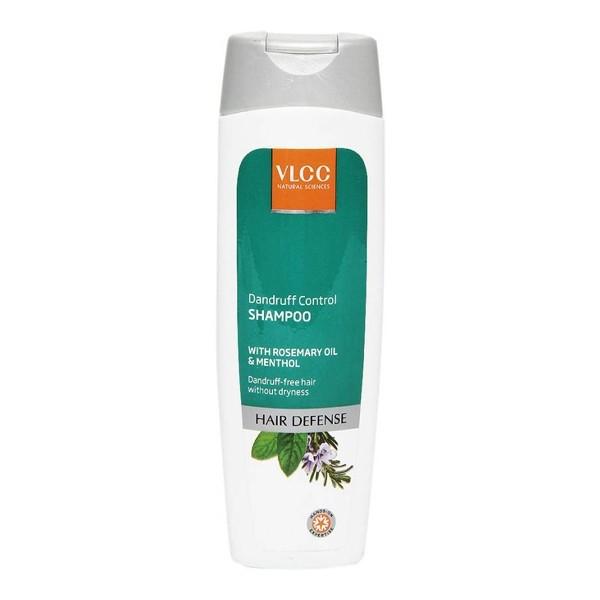 VLCC Dandruff Control Shampoo With Rosemary Oil & Menthol (350 Ml)