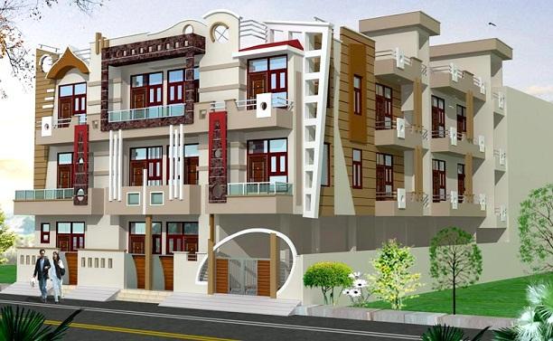 builder floor flat in dlf ankur vihar, flat in dlf ankur vihar. 1 Bhk/ Lig Flat/apartment ,(1+1  ...