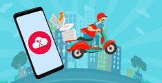 Global Food Delivery Mobile App Market