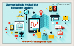 Looking for Reliable Medical Risk Adjustment Services? At Visionary RCM, risk adjustment models  ...