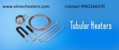 ElmecHeaters is renowned for its wide range of Tubular Heaters. Water immersion Heaters are avai ...