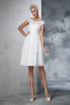 Robe de mariée courte pas cher, Robes mariage courte