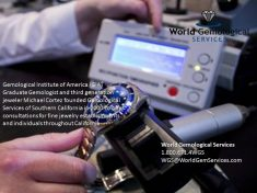 World Gemological Services's (WGS) GIA certified appraisers implement cutting-edge equipment and ...