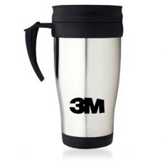 Enjoy your favourite beverage in promotional car travel mug during travelling. This eco-friendly ...