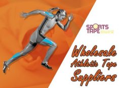 While applying the Sports Strapping Tape get to maximize your ankle stabilization . https://www. ...