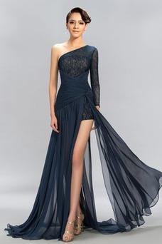 Vestidos de noche gasa baratos, Vestidos gasa de noche online