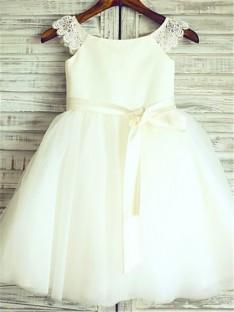 Robes de fille de fleur pas cher – DreamyDress