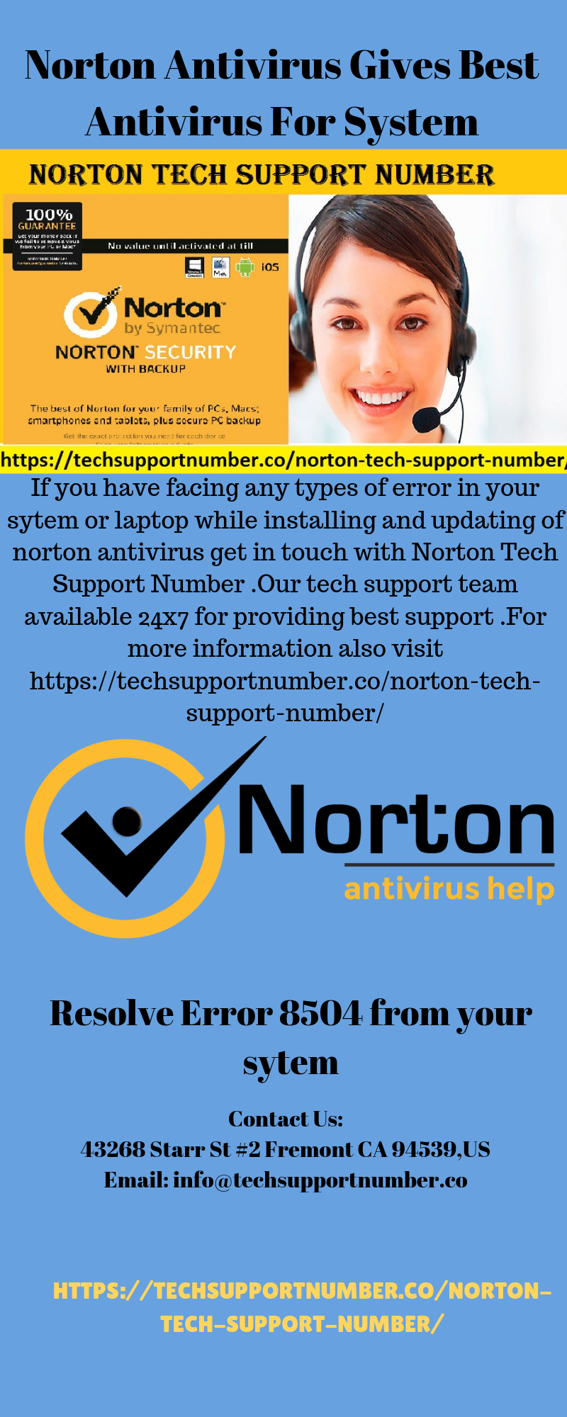 To fix the issue brought about by another security program, uninstall any non-Norton/Symantec an ...