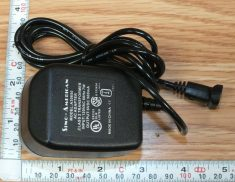New Sino American A30650 6VDC 500mA�Class 2 Transformer AC Adapter http://saleadapters.com/new-s ...