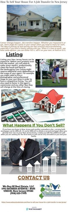 We buy houses in New Jersey in ANY CONDITION! We pay CASH and you will NOT pay commissions or an ...