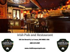 Dublin Square Irish Pub offers delicious Irish dining options, unique drinks, and exciting events.